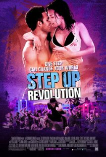 Step Up Revolution (2012) cover