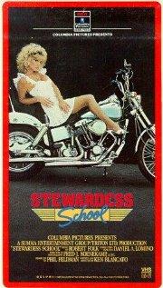 Stewardess School (1986) cover