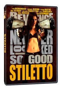 Stiletto 2008 poster