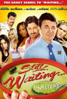 Still Waiting... (2009) cover