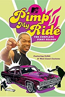 Pimp My Ride 2004 poster