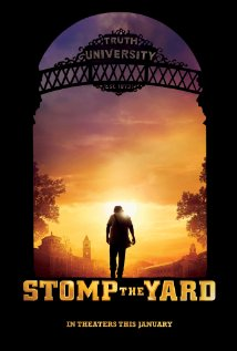 Stomp the Yard 2007 poster