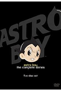 Astroboy 1963 poster