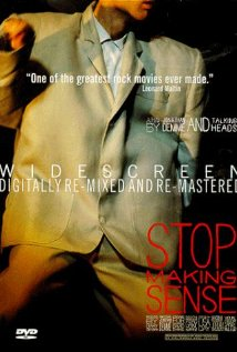 Stop Making Sense (1984) cover