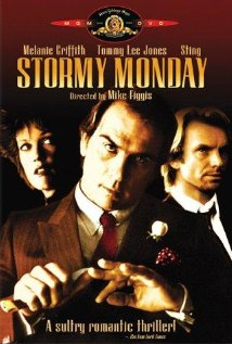 Stormy Monday 1988 poster