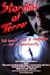Storyteller of Terror (2011) cover