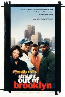 Straight Out of Brooklyn (1991) cover