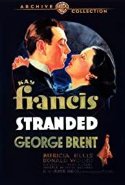 Stranded (1935) cover