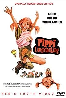 Pippi Långstrump (1969) cover