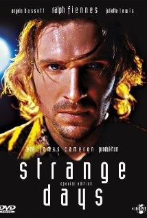 Strange Days (1995) cover