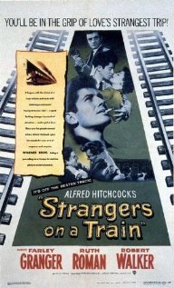 Strangers on a Train (1951) cover