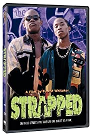 Strapped 1993 poster