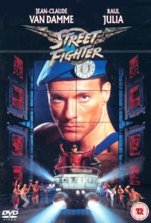 Street Fighter 1994 poster