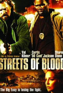 Streets of Blood (2009) cover