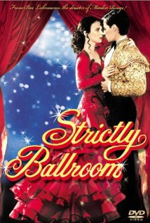 Strictly Ballroom 1992 poster