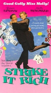 Strike It Rich 1990 poster