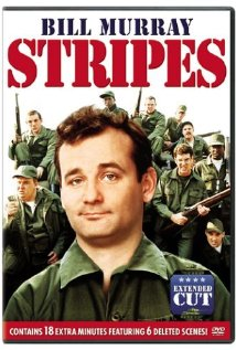 Stripes (1981) cover