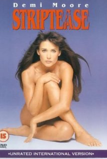 Striptease (1996) cover