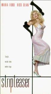 Stripteaser (1995) cover