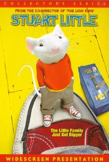 Stuart Little (1999) cover