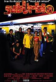 SubUrbia 1996 poster