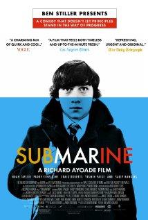 Submarine (2010) cover
