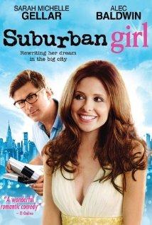 Suburban Girl 2007 poster