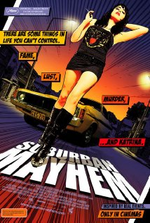 Suburban Mayhem (2006) cover