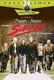 Suburbia (1983) cover