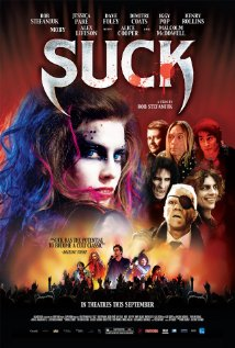 Suck 2009 poster