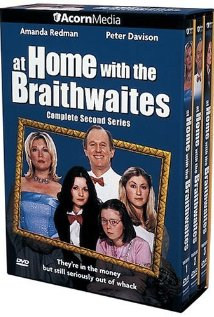 At Home with the Braithwaites (2000) cover