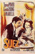 Suez (1938) cover