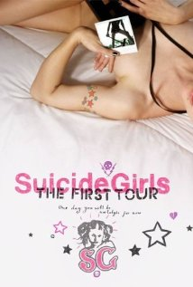 SuicideGirls: The First Tour 2005 poster