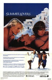 Summer Lovers (1982) cover