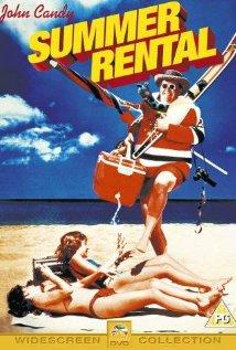 Summer Rental (1985) cover