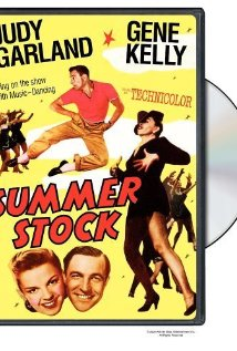 Summer Stock (1950) cover
