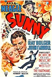 Sunny (1941) cover