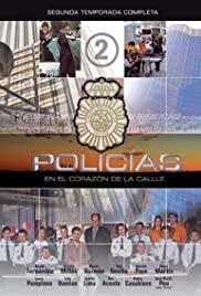 Policías, en el corazón de la calle (2000) cover