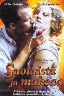 Suolaista ja makeaa (1995) cover