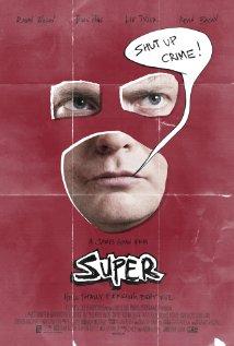 Super (2010) cover