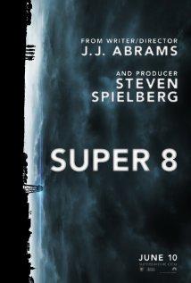 Super 8 (2011) cover