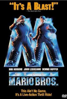 Super Mario Bros. (1993) cover