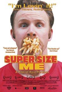 Super Size Me (2004) cover