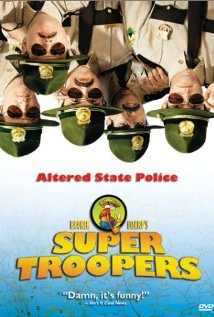 Super Troopers (2001) cover