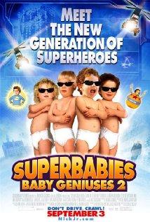 Superbabies: Baby Geniuses 2 (2004) cover