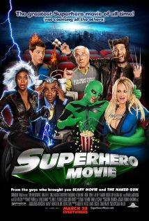 Superhero Movie (2008) cover