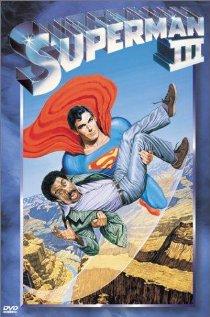 Superman III (1983) cover