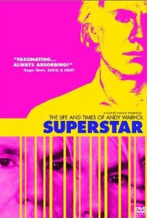 Superstar: The Life and Times of Andy Warhol (1990) cover
