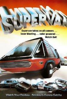 Supervan (1977) cover