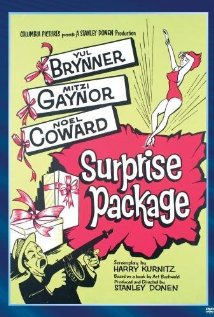Surprise Package (1960) cover